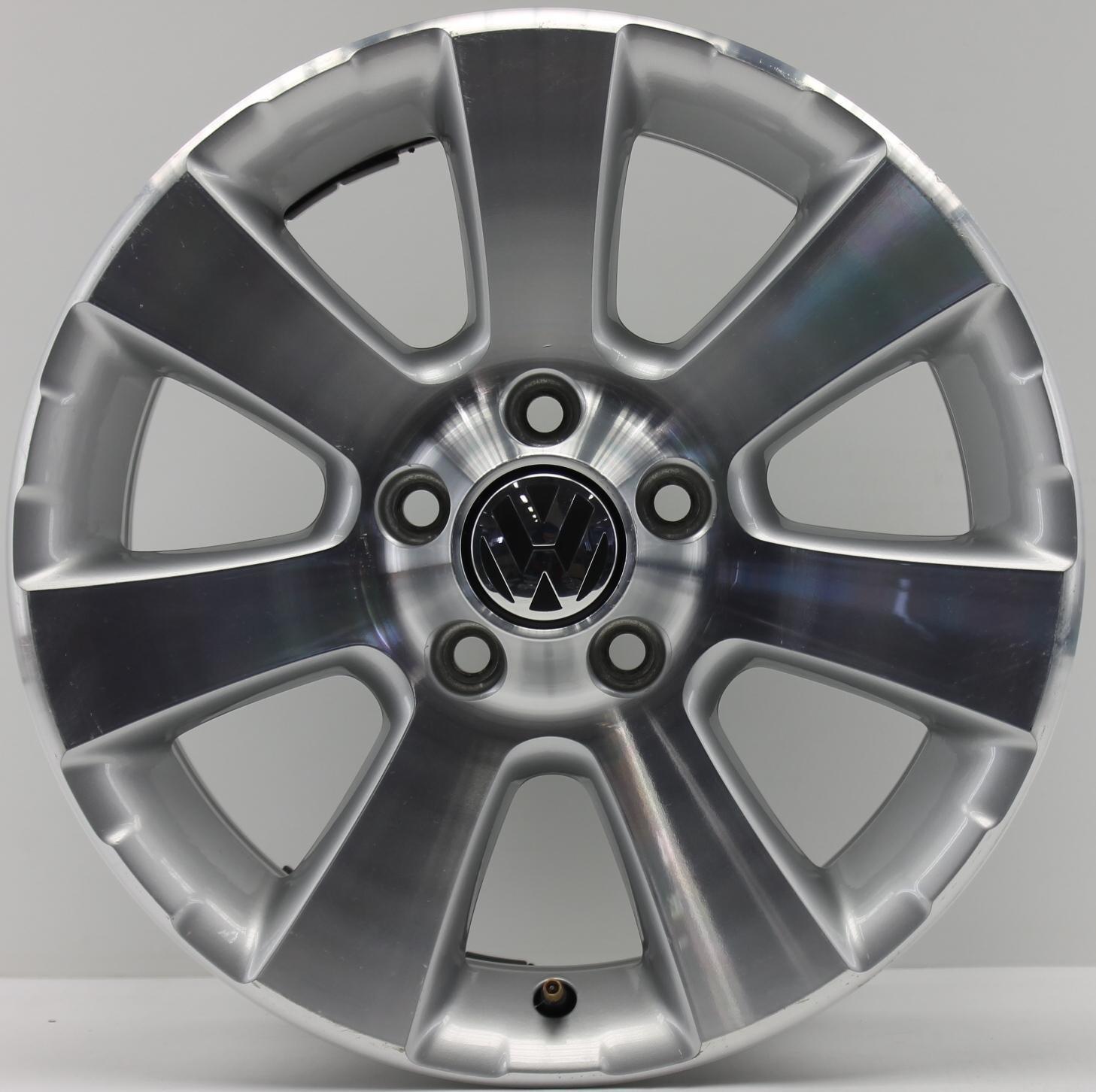 Vw San Diego >> 1 Original Vw Tiguan San Diego Alloy Wheel 5 N0601025 A 6