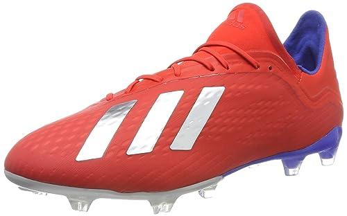 adidas X 18.1 FG rot blau Schuhe Fußballschuhe adidas X