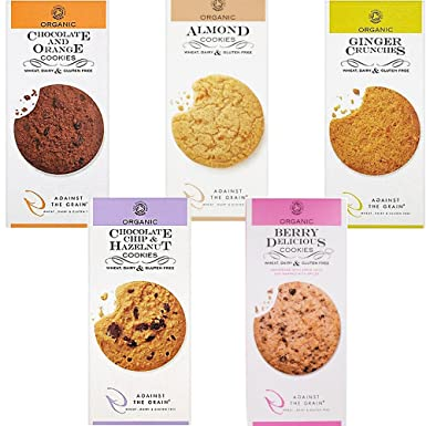 PROMO Against The Grain Cookies Pack de 5- Chocolate con ...