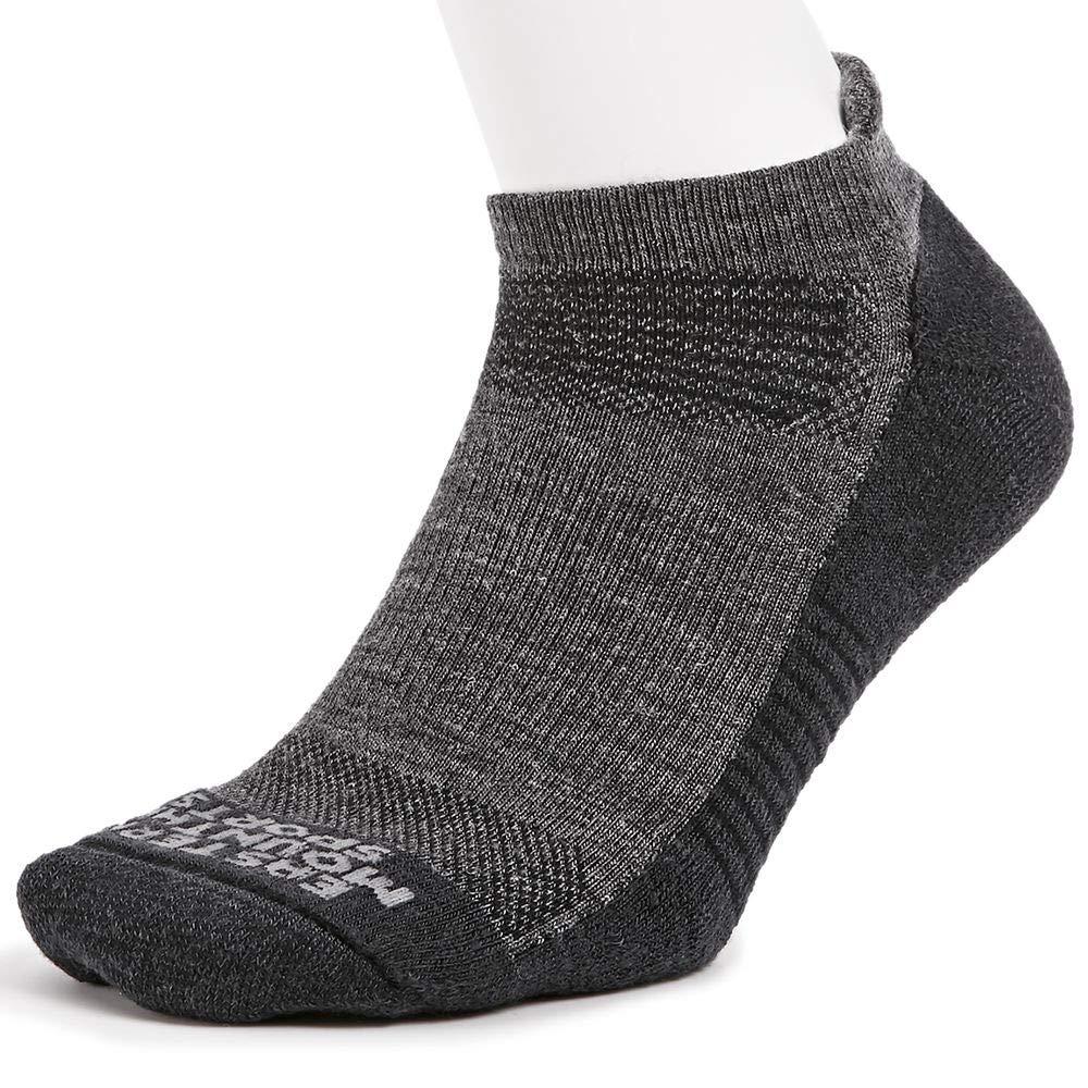 EMS Mens Track Lite Tab Ankle Socks