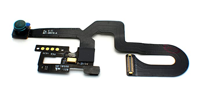 sale retailer 64a02 56323 COHK Compatible with Apple iPhone Face Front Camera Flex Cable with Sensor  Proximity Light and Microphone Flex Cable Replacement for iPhone 7 Plus ...