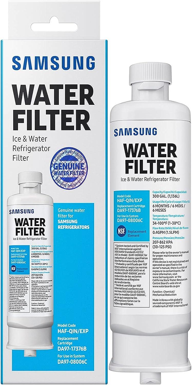 Details about  /Water Filter für eine Samsung RS7577THCSL//EF Wasserfilter Kühlschrank