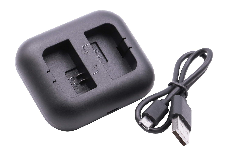 Cargador Dual USB Micro vhbw para cámara Sony Cybershot DSC ...