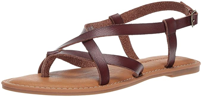 016286f569a1ae Amazon.com: Amazon Essentials Women's Casual Strappy Sandal: Clothing