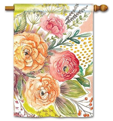 528d123d3 Amazon.com   BreezeArt Studio M Fresh Flowers Decorative Spring ...
