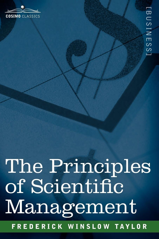 Download The Principles of Scientific Management ebook