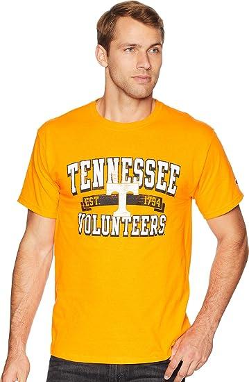 buy online a820b cebe5 Champion College Men's Tennessee Volunteers Jersey Tee