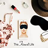 The Finest Life Natural Silk Sleep Mask Great for