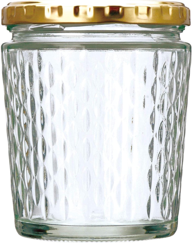 東洋佐々木ガラス 保存容器 380ml テーラーグラッド 380-ZA 日本製 HW-531-JAN