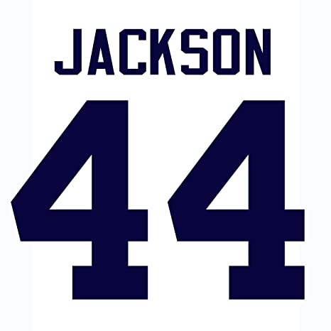 separation shoes cea1a 110f9 Reggie Jackson New York Yankees Jersey Number Kit, Authentic ...