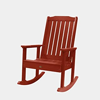product image for highwood AD-RKCH1-RED Lehigh Rocking Chair, Rustic Red