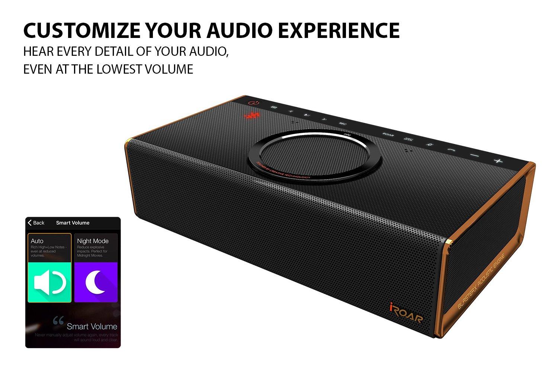 Creative Iroar Intelligent Bluetooth Wireless Speaker Us Blaster Products Car Audio Wiring Kits Usb 6128 Cell Phones Accessories