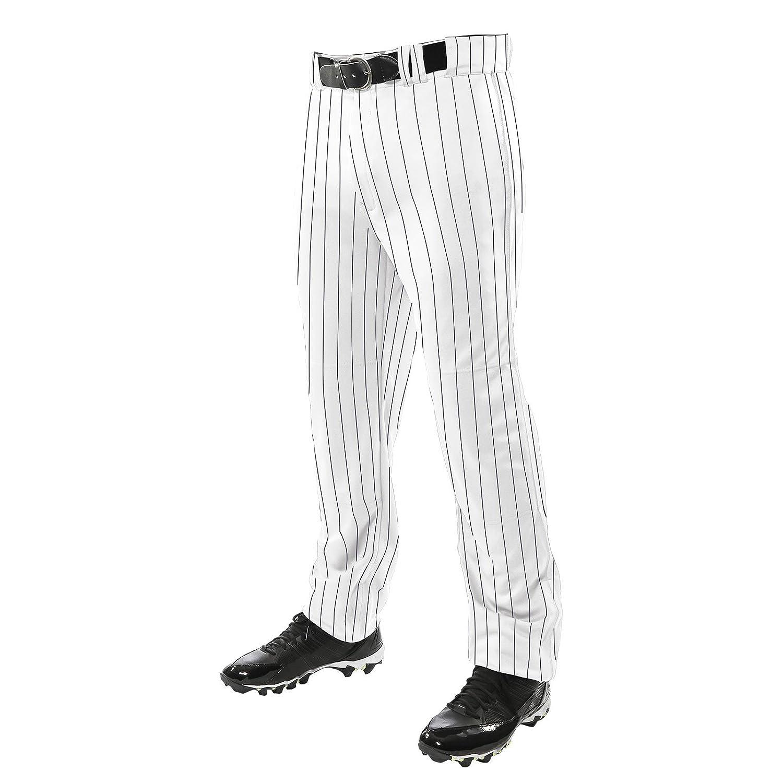 CHAMPRO Mens Adult Triple Crown Pinstripe Ob Pant