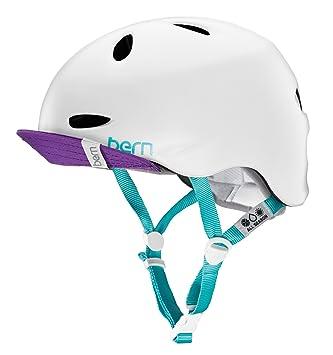 Bern Berkeley MSRP Half Shell - Cascos para Bicicleta (Hard Shell, Fijo, Mujer