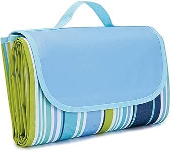Waterproof Foldable Outdoor Camping Mat Widen Picnic Mat Plaid Beach Blanket Baby Multiplayer Tourist Mat 145x180cm