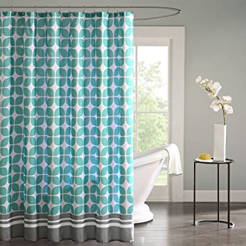 Intelligent Design ID70 508 Lita Shower Curtain 72x72quot