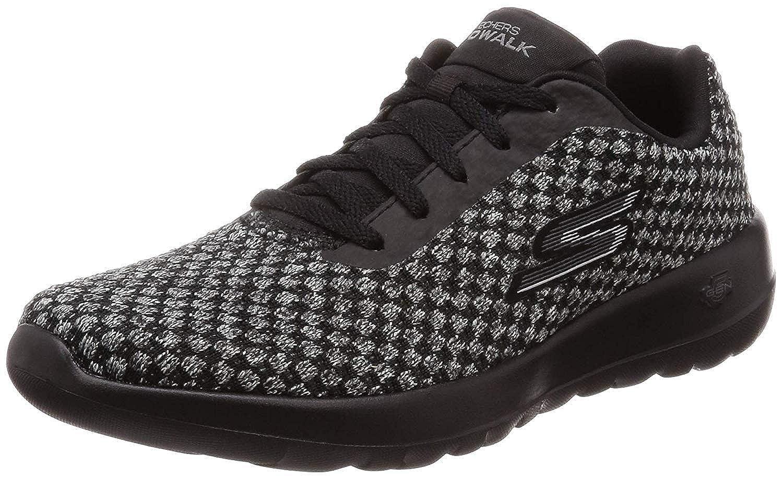 #Skechers Go Go Go Walk Joy Pivotal Noir Femmes Fromateurs Chaussures 40 EU fe8c8f