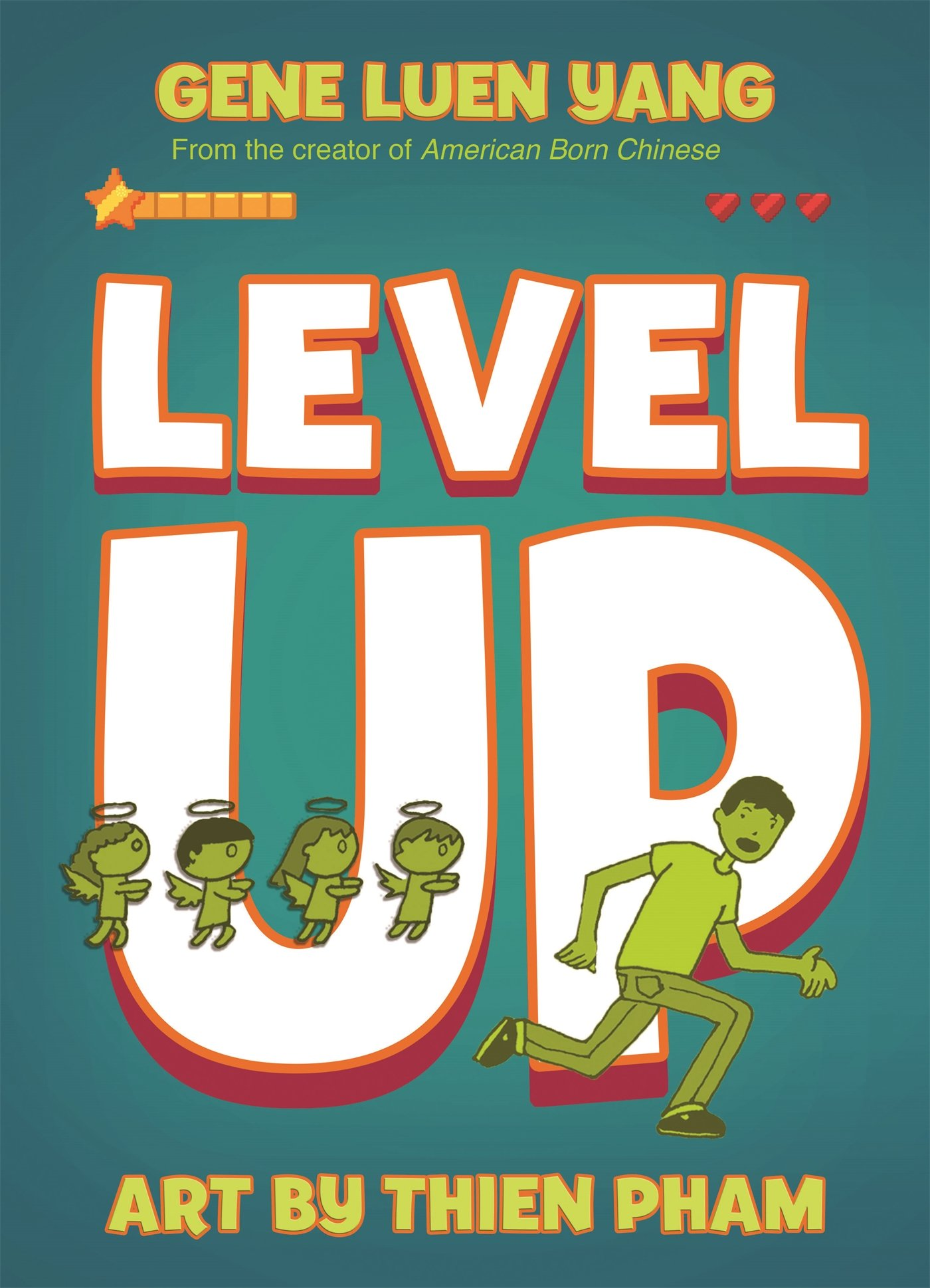 Amazon: Level Up (9781250108111): Gene Luen Yang, Thien Pham: Books