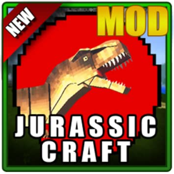 Amazon com: Mod Jurassic Craft for MCPE: Appstore for Android