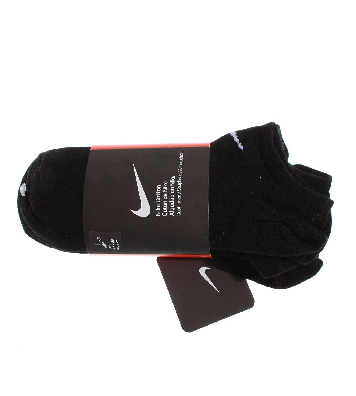 Nike 3Ppk Value No Show (S,M,L,Xl) - Pack De Calcetines Para Hombre ...