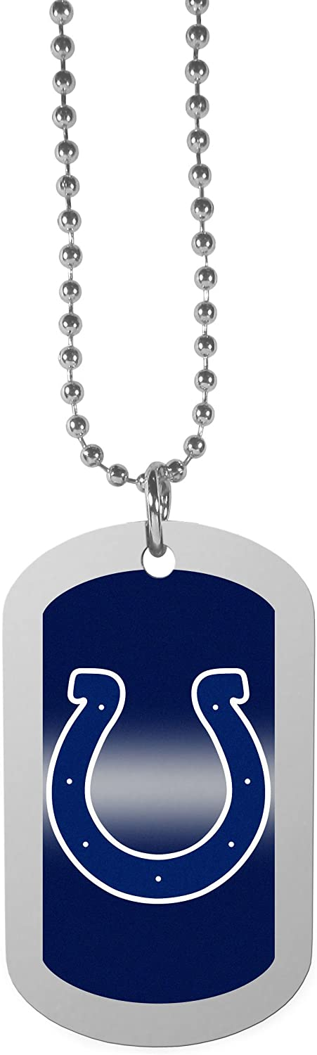 Siskiyou NFL Unisex-Adult Team Tag Necklace