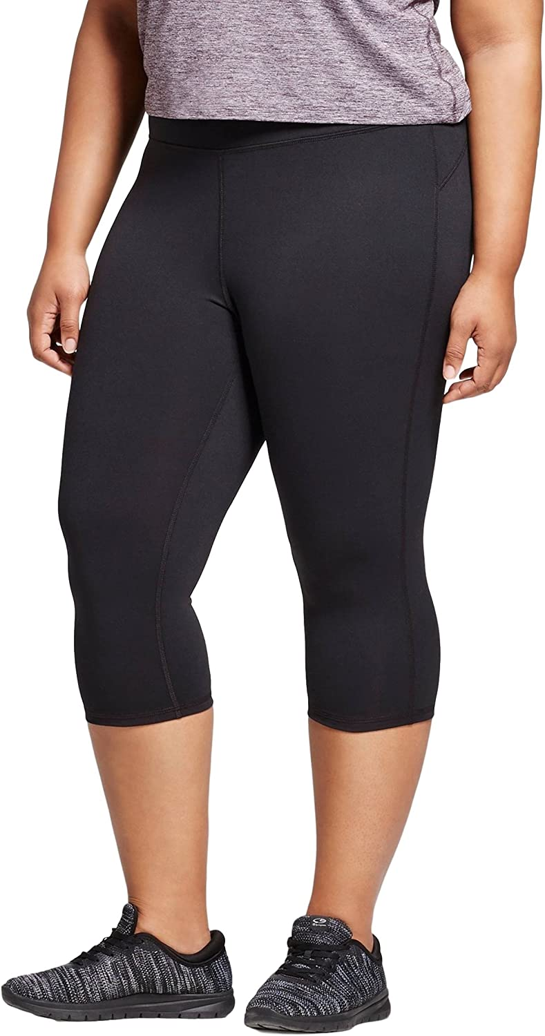 Champion Womens Plus-Size Gym Issue Tight