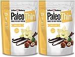 Julian Bakery Paleo Thin Protein Powder | Vanilla Nut | Grass-Fed