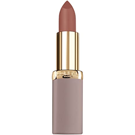 f9c133ad2 L'Oreal Paris Cosmetics Colour Riche Ultra Matte Highly Pigmented Nude  Lipstick, All Out