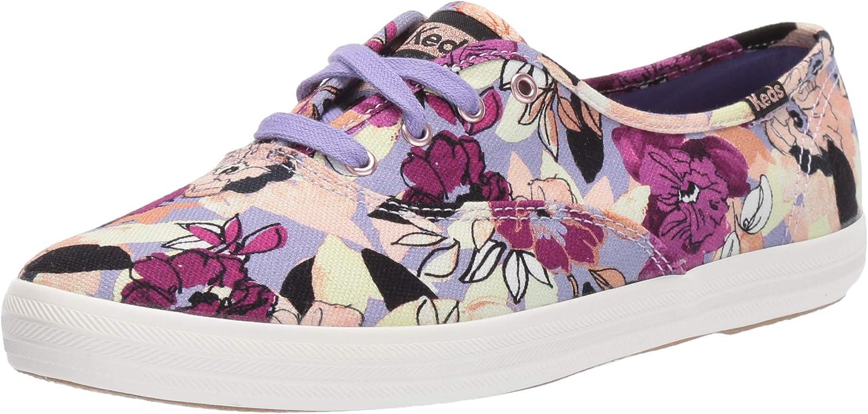 Keds Women's Champion Floral Sneaker