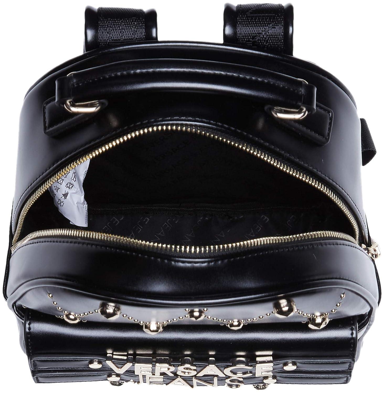 fd78a7d5e2 Nero Versace Jeans Ee1vsbbe7 11x25x22 cm Zaino Donna W x H x L