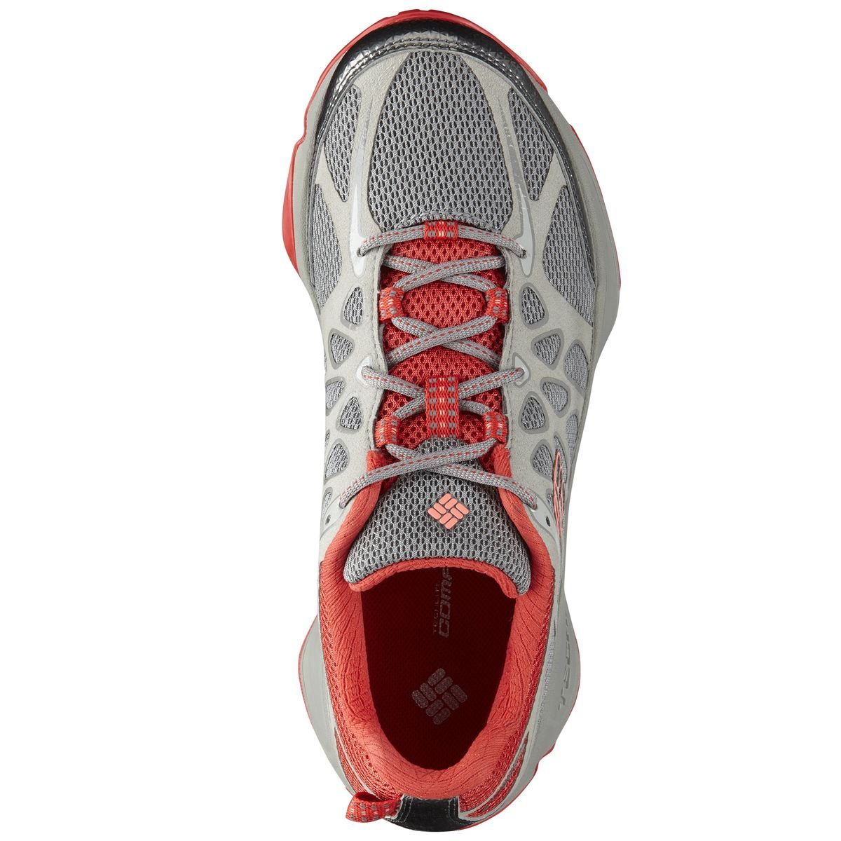 Columbia - Conspiracy Titanium, Titanium, Titanium, scarpe da ginnastica Basse Donna d83086