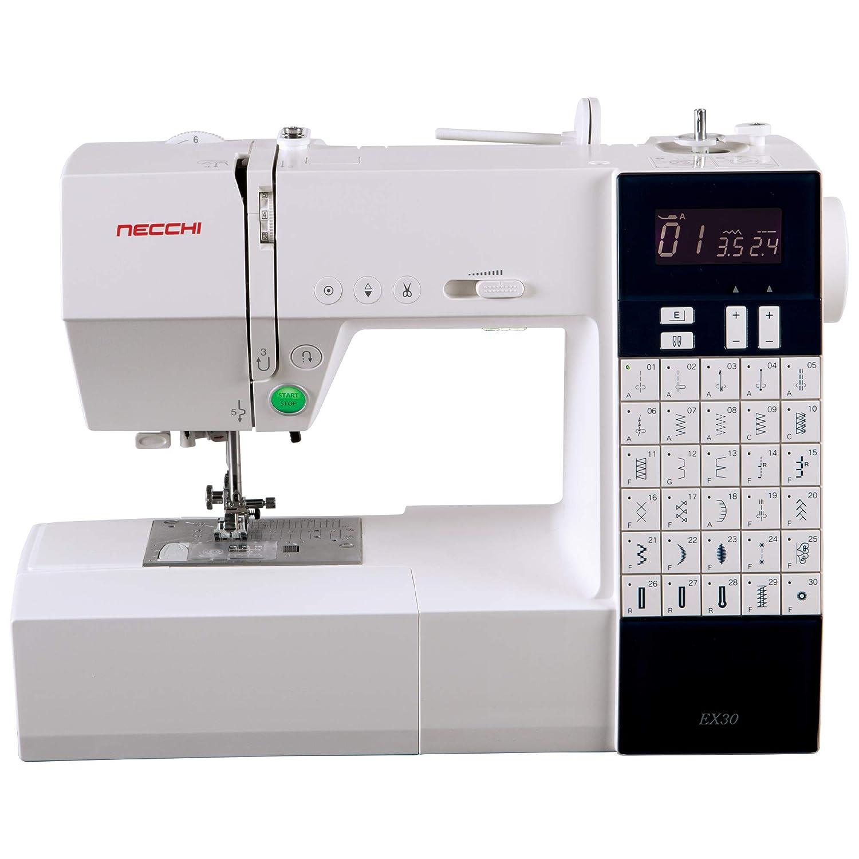 Necchi EX30 Sewing Machine White