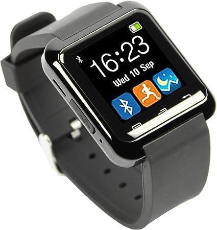 HAMSWAN Smartwatch Andriod Multi-Idiomas Reloj Inteligente ...