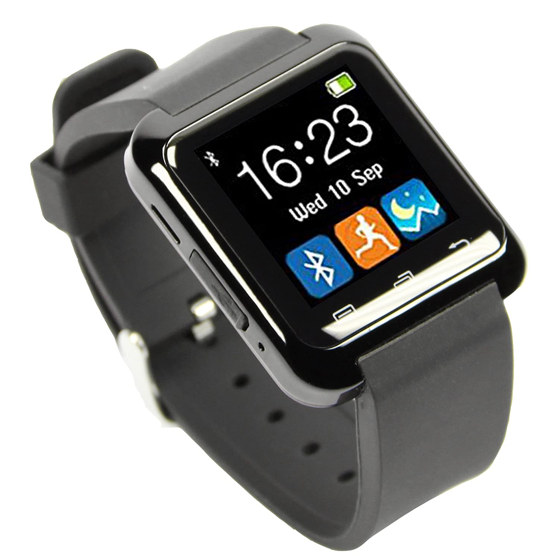 Regalos HAMSWAN Smartwatch Bluetooth  Multi idiomas Soporte de  Sistema Andriod