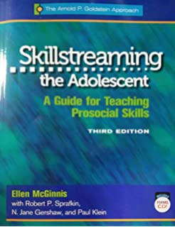 Social skill intervention guide practical strategies for social skillstreaming the adolescent a guide for teaching prosocial skills 3rd edition with cd fandeluxe Gallery