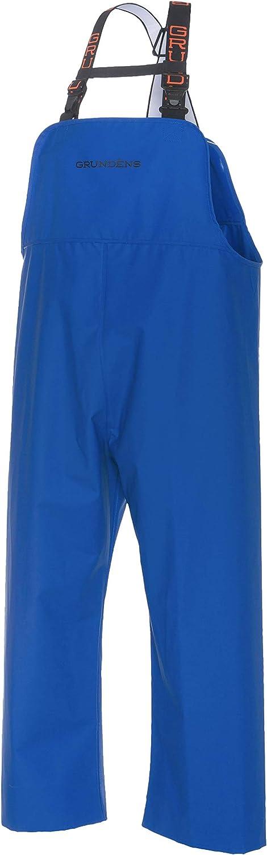 Grundens Men's Shoreman Bib Pants   Stain-Resistant, Waterproof Seafood Processing Bibs