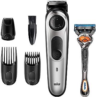 Braun Recortadora MGK7220 10 en 1, Máquina recortadora de barba ...