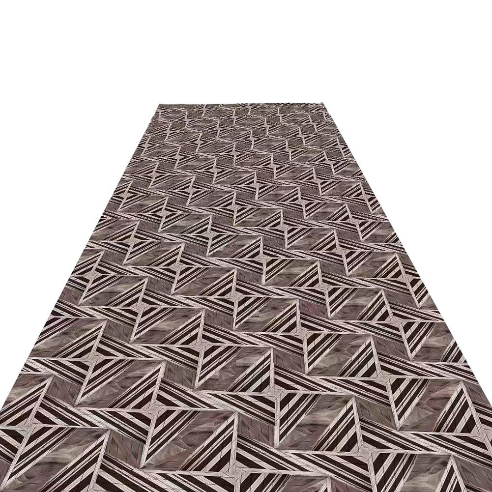 HAIPENG 廊下のカーペット滑り止め ランナー ラグ にとって 廊下 コリドー通路 エリアラグ にとって キッチン そして 入り口 出入り口 マット カッタブル (色 : A, サイズ さいず : 1.6x5m) 1.6x5m A B07NTPCGD8
