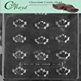 MAPLE LEAF chocolate candy mold