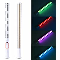 YONGNUO YN360 II Pro Built-in Lithium Battery RGB LED Bi-Color Ice Video Handheld Light Supporting Adjustable Color…