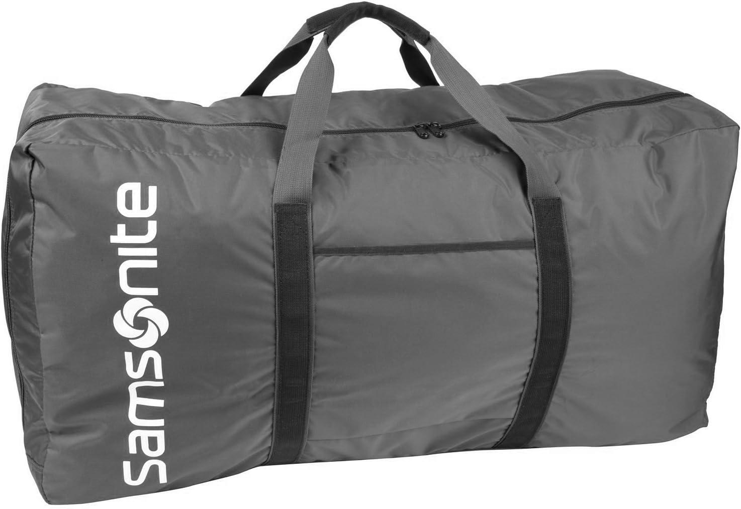 Samsonite Tote-A-Ton 32.5-Inch Duffel (Charcoal, Single)