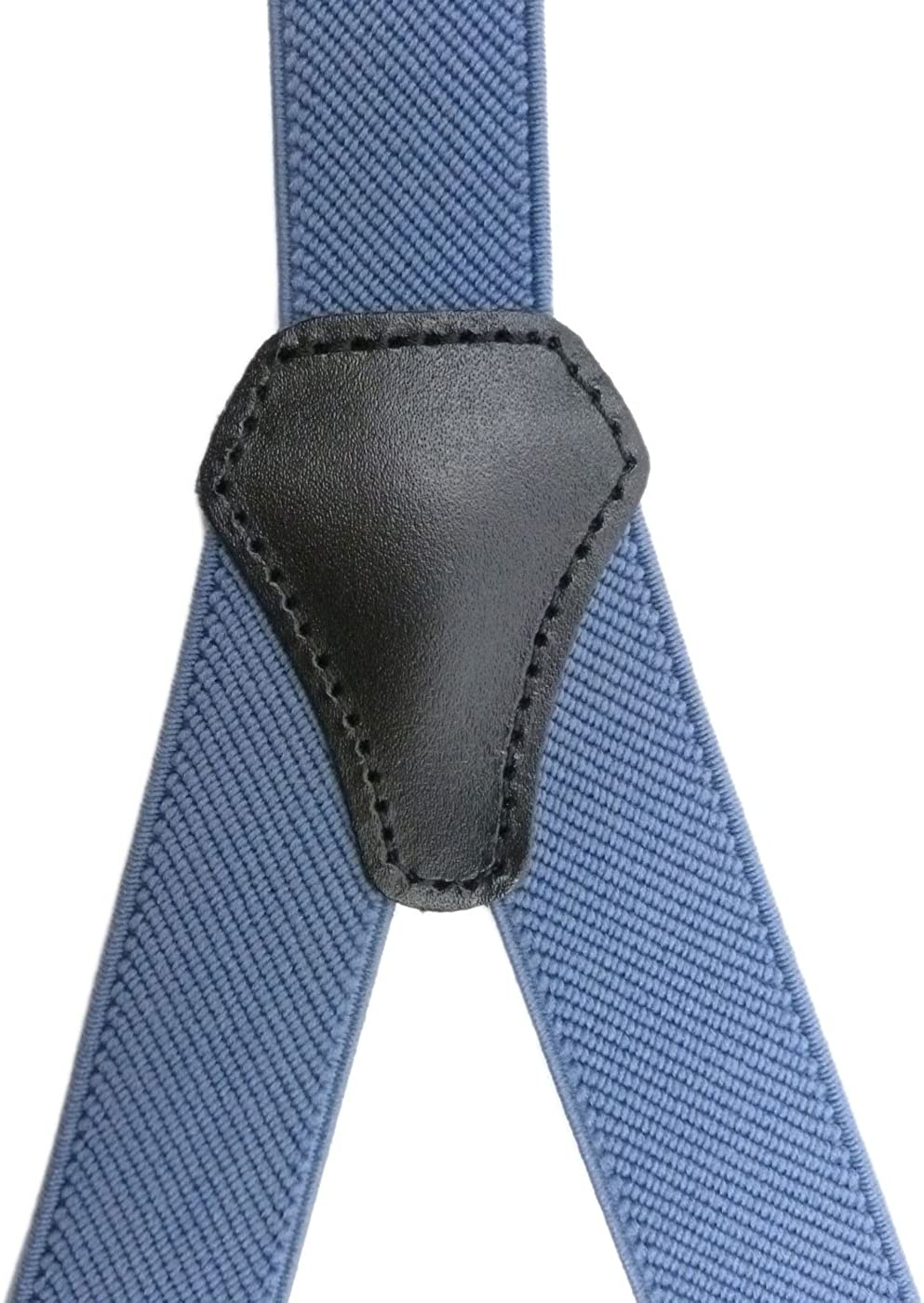 2.5cm Unisex Skinny Style fully adjustable Clip on Braces//Suspenders