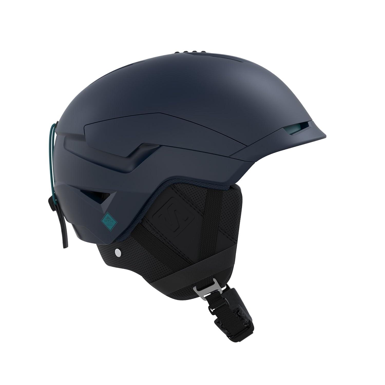 SALOMON(サロモン) スキーヘルメット QUEST (クエスト) NAVY メンズ L39920000 M~Lサイズ B06XDB1VK1   Large