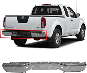 Bumpers Automotive Step Bumper Face Bar Compatible with 2005-2018 ...