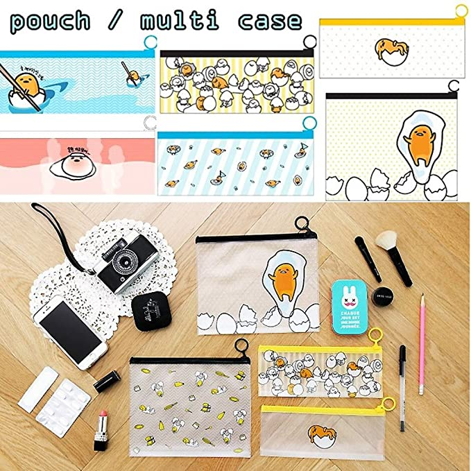 Sanrio Lazy Egg GUDETAMA Assorted School Supply Stationary Gift Set - <strong>Sanrio</strong>