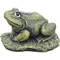 AnaParra Figura Decorativa de Rana 188X11cm. de Piedra