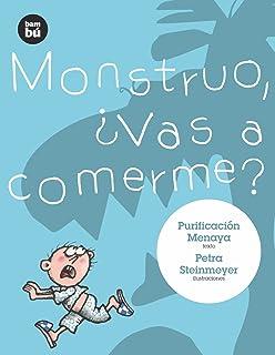 Monstruo, ¿vas a comerme? (Primeros lectores) (Spanish Edition)