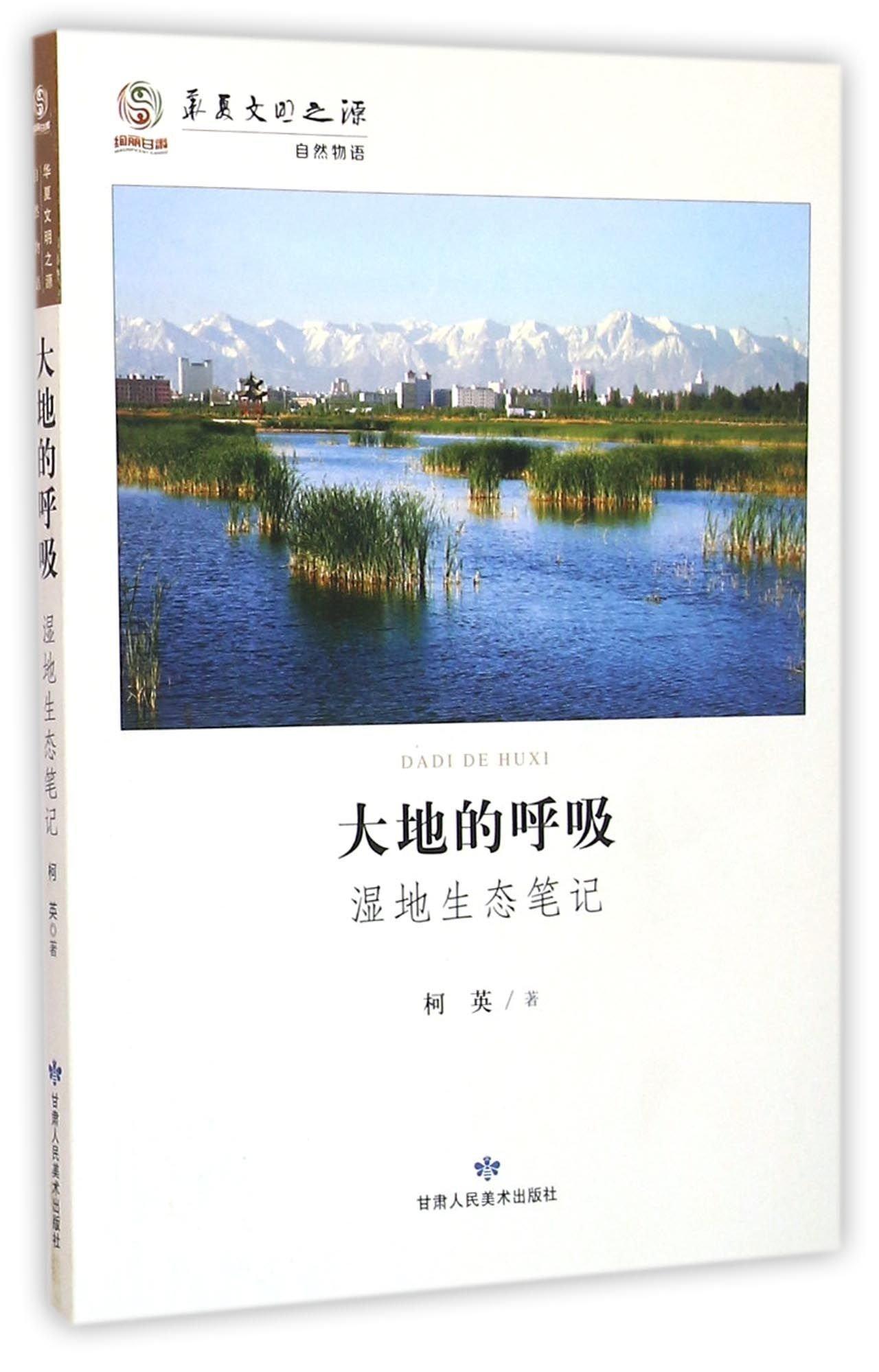 大地的呼吸(湿地生态笔记)/华夏文明之源 pdf