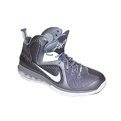 Nike Lebron 9 IX LBJ James Cool Grey White 2012 Mens Basketball Shoes  469764-007
