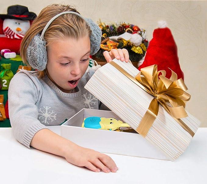 Amazon.com: TraCa Kids Toys Walkie Talkies - Radio portátil ...